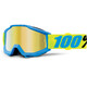 100% Accuri Goggle Anti Fog Mirror Lens / belize